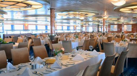 Three and four day cruises on board the Olympia. From Piraeus to Aegean