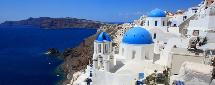 Santorini day trip from Athens