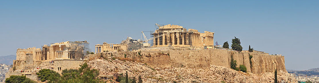 Visit Athens for 3 days a short stay