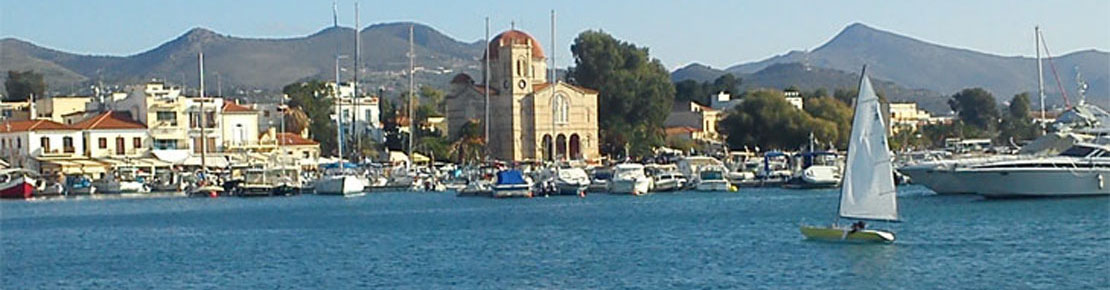 one day cruise Saronic islands port of Aegina