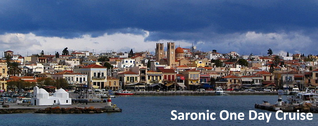 One Day cruise to the Saronic islands in Greece