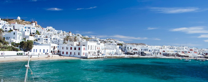 All Greek Island Hopping Tours Holiday Packages To The Aegean - Greek island vacations