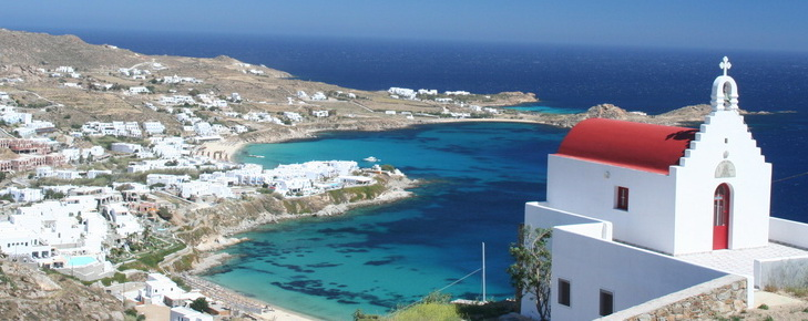 mykonos day trip from Athens