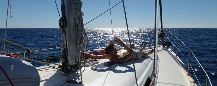 yachts and chartering in Greece