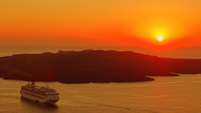 Cruises from Piraeus