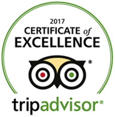 siva private tours tripadvisor certificate of excellence 2017