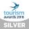 Tourism awards 2018 silver medal
